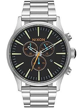 Nixon Unisex Erwachsene-Armbanduhr A386-2336-00
