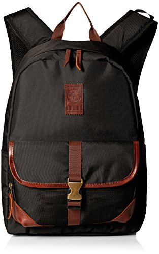 Timberland Reddington Backpack, Sac à dos loisirs  Mixte adulte noir
