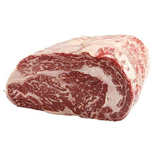 Wagyu Rindfleisch ganze Ribeye gemeinsame, BMS 6-8 2.5 kg, Frische