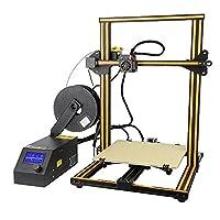 Creality CR-10 3D Printer DIY 300 * 300 * 400mm Print Size Supports PLA/ABS/TPU/Copper/Wood/Carbon Fiber Filament UK Plug