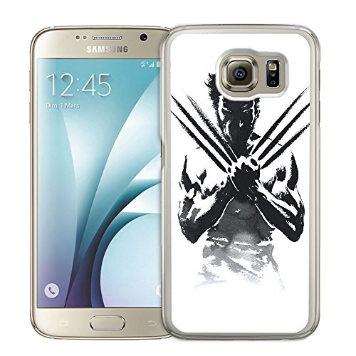 Funda Case Samsung Galaxy S7 Edge : Wolverine