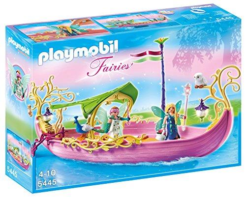 Playmobil Hadas - Barco Reina Las Hadas 5445