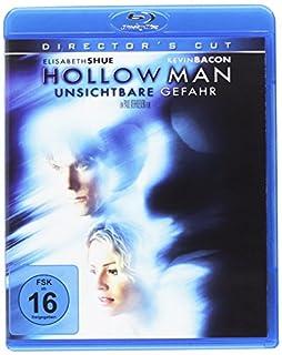 Hollow Man - Unsichtbare Gefahr [Blu-ray] [Director's Cut]