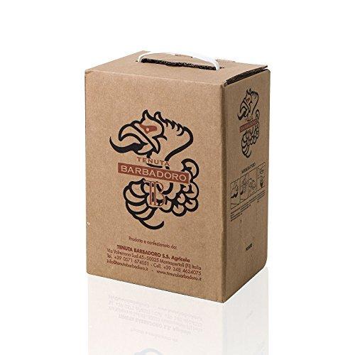 Bag in box vino rosato 13,5% litri 5