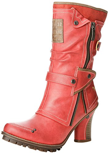 Mustang-Stiefelette-Womens-Boots