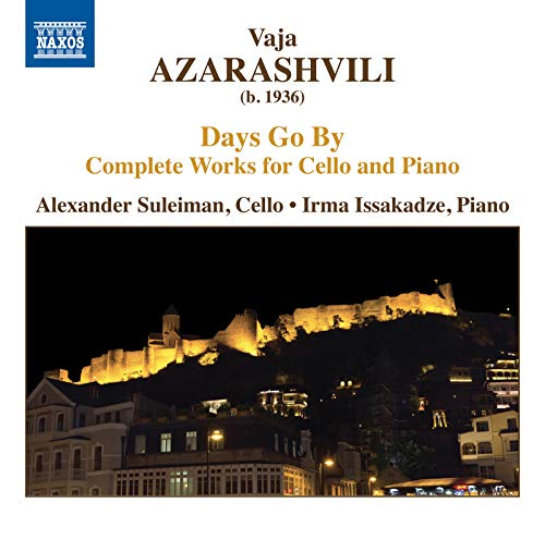 Days Go By (Arr. A. Suleiman for Cello & Piano)