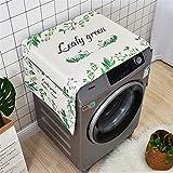 Coperchio della lavatrice Sacchetto di immagazzinaggio del frigorifero della borsa della cima del congelatore della famiglia della copertura antipolvere del frigorifero impermeabile. Protezione antipo