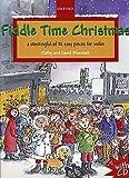 FIDDLE TIME CHRISTMAS - arrangiert für Violine - mit CD [Noten / Sheetmusic] Komponist: BLACKWELL KATHY + DAVID