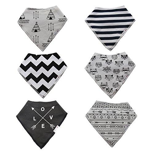family-baby-6pcs-super-absorbente-algodon-bebe-juego-de-baberos-bandana-toalla-de-impermeable-cute-d