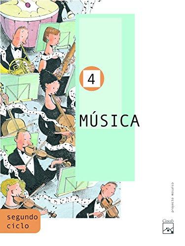Música 4. Proyecto Mosaico - 9788421831366