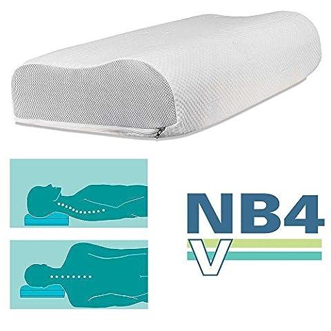 Nackenstützkissen Dormabell Cervical NB4V + GRATIS Tragetasche