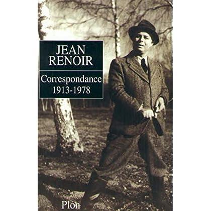 Correspondance : 1913-1978