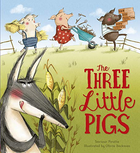 Storytime Classics: The Three Little Pigs (English Edition)