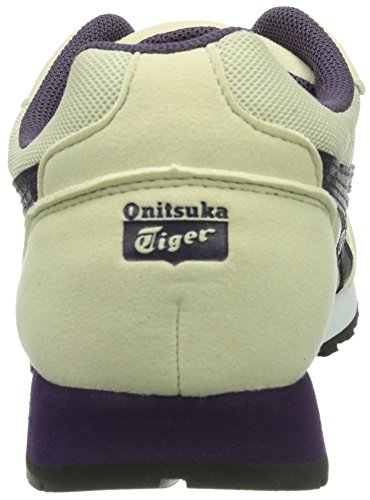 Onitsuka Tiger - CURREO, Sneakers da Donna 0233-Off-White/Blackberry Cordial