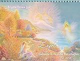 ENGEL-Gemälde und tägliche Botschaften für 2018: Wandkalender