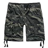 Brandit Herren Urban Legend Shorts, Mehrfarbig (Darkcamo 4), 48 (Herstellergröße: S)