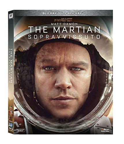 Sopravvissuto - The Martian (Blu-Ray 3D);The Martian