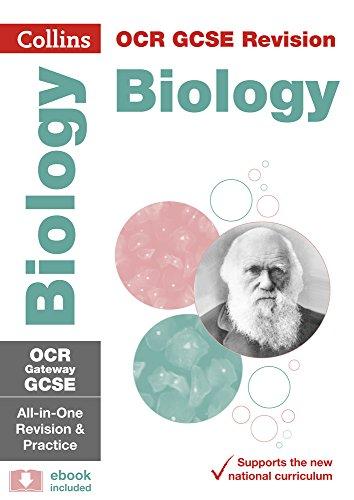 GCSE Biology OCR Gateway Complete Practice and Revision Guide: GCSE Grade 9-1 (Collins GCSE 9-1 Revision)