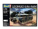 Revell Modellbausatz Panzer 1:72 - Leopard 2 A6