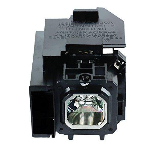 Molgoc VT80LP Ersatz-Projektorlampe mit Gehäuse für NEC VT48 VT49 VT57 VT58 VT58BE VT59
