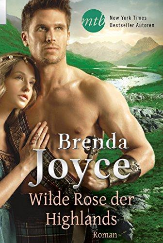 Buchseite und Rezensionen zu 'Wilde Rose der Highlands' von Brenda Joyce