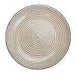 ARD 'Time ec-6sabasgm2Teller sabaé, Keramik, Bunt, 26cm Vergleich