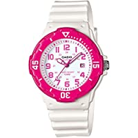 Casio Casual Watch Analog Display Quartz for Women LRW200H-4BV