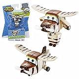 Super Wings - Mini Transform Flugzeuge Transform-a-Bots zur Auswahl, Super Wings:Bello
