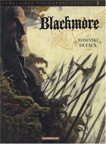 Complainte des Landes perdues Cycle Sioban, Tome 2 : Blackmore