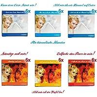 DEVIL Gefühlsechte Extrafeuchte Kondome/Präservativ mit Sprüchen, hauchzart für intensives Empfinden, 100 Condome... preisvergleich bei billige-tabletten.eu