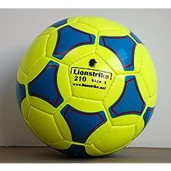 Balón de fútbol de cuero ligero de alta calidad, tamaño 3, adecuado para niños / niñas de 3 a 7 años de edad.