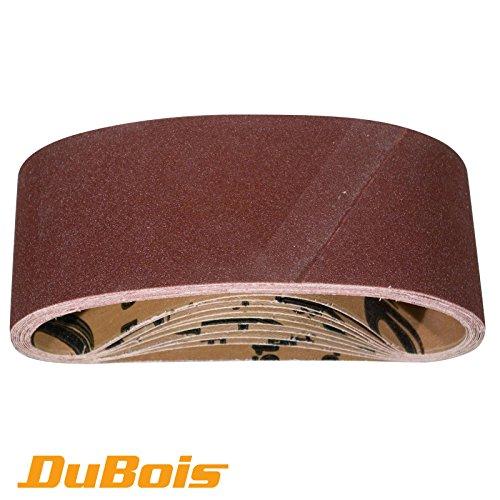 DUBOIS R11043075X 533MM  GRAMAJE 80  OXIDO DE ALUMINIO  GRANO 80  10-PACK