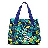 Mode Frauen Handtaschen Wasserdichtes Nylon kausale Große Kapazität Shopping Schulter Reisen Umhängetaschen