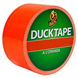 Duck Tape Solid Colours - Orange