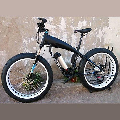 Yoli® Nueva bicicleta 36V batería de litio eléctrico para bicicleta de nieve SHIMAN0para bicicleta de montaña, bicicleta de carretera, bicicleta...