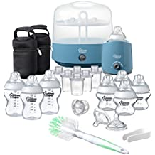 Tommee Tippee Closer to Nature Complete Feeding Set, Blue