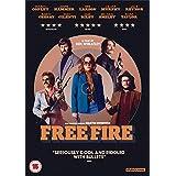 Free Fire [DVD] [2017]