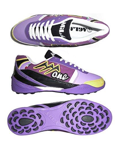 fc4b19b12 AGLA PROFESSIONAL ONE EXE OUTDOOR scarpe calcetto futsal calcio a 5 anti-shock  system. 🔍. vedi ...