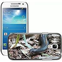 Carcasa Funda Prima Delgada SLIM Casa Case Bandera Cover Shell para // M00116530 Snake Inland Taipan animali // Samsung Galaxy S4 Mini i9190