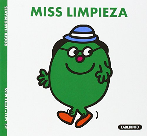 MISS LIMPIEZA - LABERINTO por Roger Hargreaves