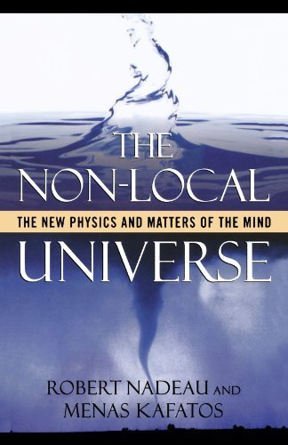 The Non-Local Universe: The New Physics and Matters of the Mind by Robert Nadeau (2001-05-31)