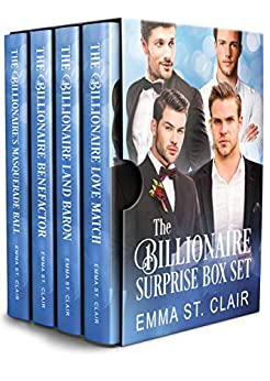 The Billionaire Surprise Box Set by [St. Clair, Emma]