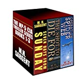 The MP-5 CIA Thriller Series Boxed Set (Books 1-3) (English Edition)