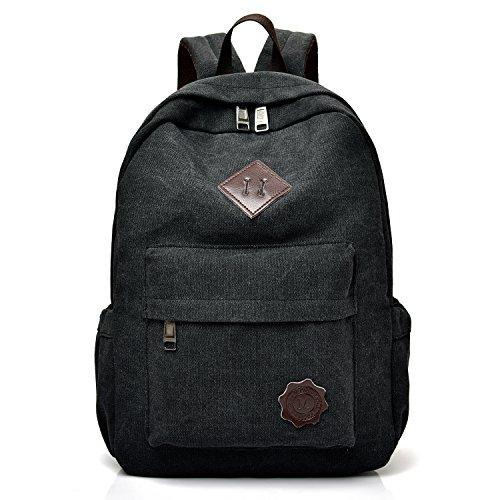 mecool-hombre-mochilas-viaje-bolso-colegio-bandolera-de-tela-de-lona-marca-de-montaa-baratos-casual-