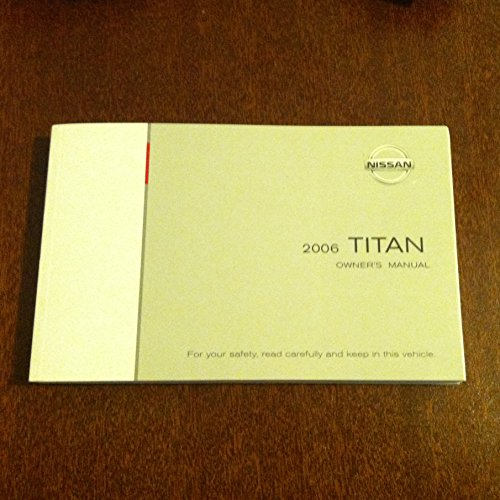 nissan-2006-titan-new-original-owners-manual-set-of-3-
