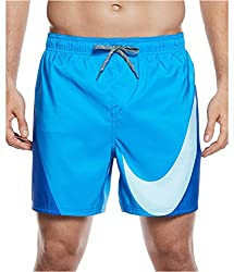 Nike, Mens Breach Volley Shorts (MEDIUM, PHOTO BLUE)