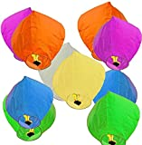 #7: Theme My Party Pack of 15 Sky Lantern