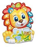 Un leoncino che è un dolcissimo compagno di giochi e anche un centro attività per imparare lettere, numeri, forme e per conoscere tanti animali. La criniera del leone è ricca di pulsanti interattivi che insegnano al bambino le prime lettere, i numeri...