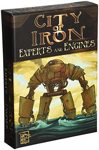 Preisvergleich Produktbild City von Eisen: Experten und Motoren Board Game