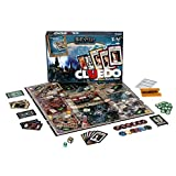 Winning Moves 029728 Cluedo Harry Potter, Versione Inglese